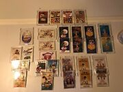 Matched 7 Usa Phonecard Museum Set Proofs Test Pink Panther Hollywood Must Read