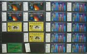 Phone Cards X-karten Collection Mint Unused Xi X03 A+b X04 A+b