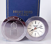 Henry Birks And Sons Clock - Anik A1 Launched November 9 1972 - Telesat