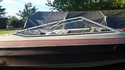 Maxum 1990 18and039 Open Bow Windshield