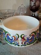 Villeroy And Boch Fondue Pot Rooster Or Bird Design Luxembourg Discontinued