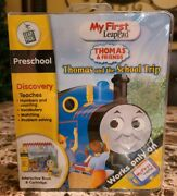 New 2002 Leap Frog My First Leap Pad Thomas And Friends Thomas And The School Trip