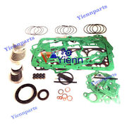 For Isuzu C240 Engine Overhual Re-ring Kit Tcm Hyster Yale Forklift Repair Parts