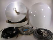 Kvh Tracvision M7 Andldquograb And Goandrdquo Replacement Antenna Unit Fully Tested Working