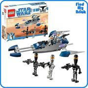 Lego 8015 Star Wars Assassin Droids Battle Pack - Factory Sealed Brand New