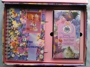 Precious Moments 2000 Collector's Club Membership Kit Thanks A Bunch Brand New
