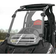 Over Armour Offroad Aero-vent H.c Pc Windshield Clear Po-rs1-wd05