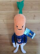 Kevin The Carrot And Free Pandp. Popular As Sold Out. Advertised On Tv. Donate Orca