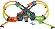 Mattel - Hot Wheels Action Set Colossal Crash Track Set [new Toy] Toy Car, To