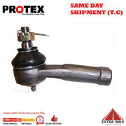 Protex Tie Rodend R/h Outer For Mazda 323 Fa 2d Wgn Rwd 1978 - 1985