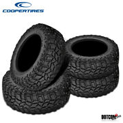4 X New Cooper Discoverer Stt Pro 37/13.5r22 123q Off-road Traction Tire