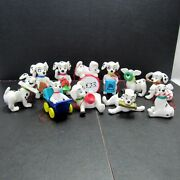 101 Dalmatians Disney Christmas Ornament Lot Of 11 Different Holiday Decorations
