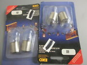 Nos Eiko 13.5v .59a Heavy Duty Auto Replacement Bulb 68 Qty 4