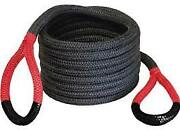 Bubba Rope Extreme Red 30and039 131500lb Break Strength Recovery Tow Rope