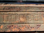 Vintage Dodge Tailgate Truck Pick-up Power Wagon Man Cave Wall Art Bench Cool