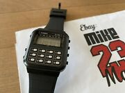 Vintage Casio C-70 [133] Calculator Watch Made In Japan - Fully Working