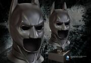 Noble Collection Batman The Dark Knight Special Edition Cowl Sculpt Mask