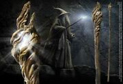 Lord Of The Rings Gandalf's Illuminating Staff Collectable Replica