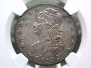 1832 Capped Bust Half Dollar 50c Ngc Au58 East Coast Coin And Collectables, Inc.