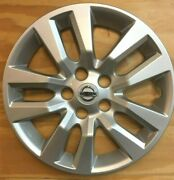 Wheelcover Hubcap Fits 2007-2018 Nissan Altima 16and039and039 10 Spoke 53088