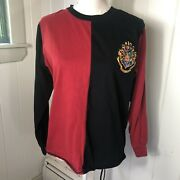 Harry Potter Quidditch Jersey Size Small
