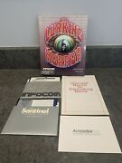 The Lurking Horror Commodore 64 C64 Atari Video Game Floppy Disc Complete In Box