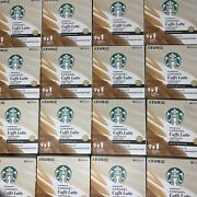 Starbucks Caramel Caffe Latte 2 Step K-cups 144 Ct Best By 6/13/20 Discontinued