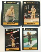 182 1991 Collegiate Collection Georgia Tech Yellow Jackets Lot