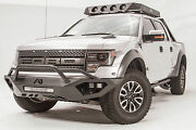 Fab Fours Ff10-d1962-1 Vengeance Front Bumper - 10-14 Ford F-150 Raptor