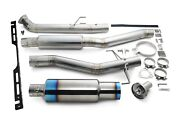 Tomei Extreme Titanium Muffler Exhaust S Model For 17-up Honda Civic Type-r Fk8
