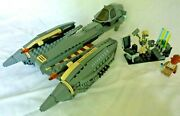 Lego Star Wars General Grievousand039 Starfighter 8095 W Minifigures Almost Complete