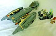 Lego Star Wars General Grievous' Starfighter 8095 W Minifigures Almost Complete