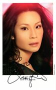 Lucy Liu Autographed Signed God Of Carnage Photograph - To Lori