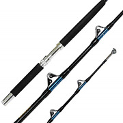 Fiblink Saltwater Offshore Trolling Fishing Rod Big Game Heavy Spinning Boat Rod