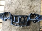 09 Yamaha Grizzly 550 Front Plastic Brush Guard Panel Shield Bumper Grill