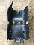 09 Yamaha Grizzly 550 Lower Gas Tank Cover