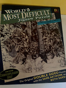 Jigsaw Puzzle World's Most Difficult Puzzle
