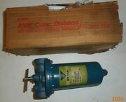 Amf Cuno Auto-klean Filter 13018-21 Steel Model G - New