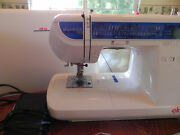 Elna Experience 540 Sewing Machine Great For Sewing Masks Portable