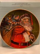 Vintage Avon Christmas Plates 1994-1997,1999 And 1987 All Brand New In Box Total 6