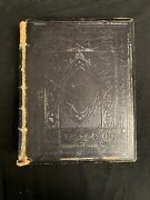 1884 Antique American Bible Society Holy Bible