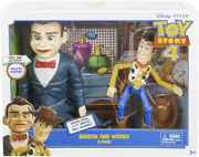 Toy Story 4 Benson And Woody Action Figures 2-pack Exclusivepixar Disney Toy