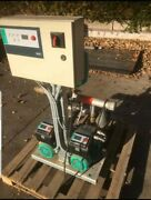 Wilo Cor-2 Mhie 205-2g/ Water Pump + Header Tank And Stand