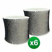 Rep Humidifier Filter For Holmes Hwf75pdqu Scm3501 Bionaire W12 W14 W15 6pk