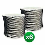 Replacement Humidifier Filter D For Holmes Hwf75pdqu Hwf75 Hf222 6pk
