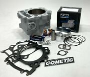 Raptor 700r 700 102mm Stock Standard Bore Cylinder 111 Cp Piston Top End Kit
