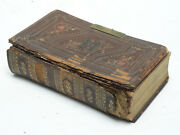 Antique 19c Holy Bible George Eyre And William Spottiswoode