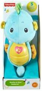 Fisher Price - Soothe 'n Glow Seahorse, Blue [new Toy] Blue, Plush, Toy