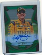 2016 Certified Green Kyle Busch Mandmand039s Sp Auto Cardky /5