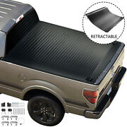 Tonneau Cover For Ford F-150 2004-2021 5.7ft Short Hard Retractable Truck Bed